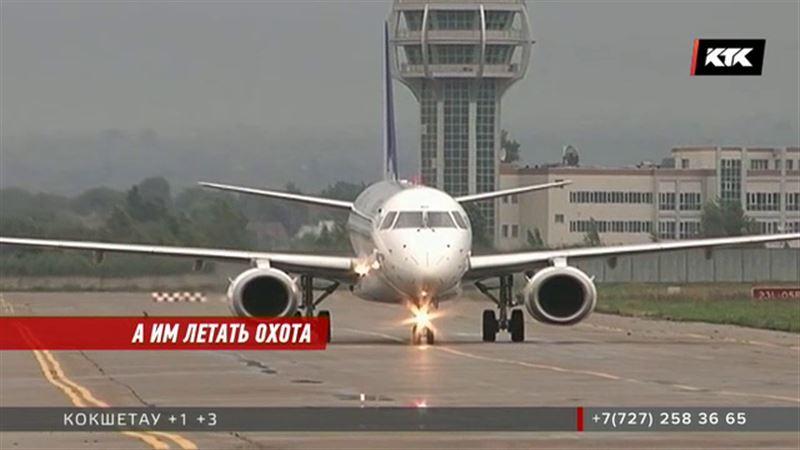 В Комитете гражданской авиации не сказали, сколько лет самому старому самолету