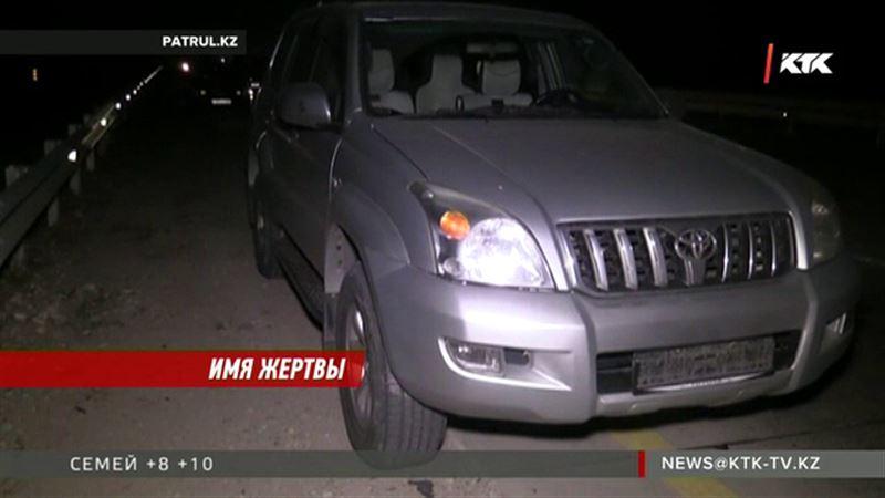 Женщина на трассе Алматы – Капшагай попала под колеса сразу нескольких авто