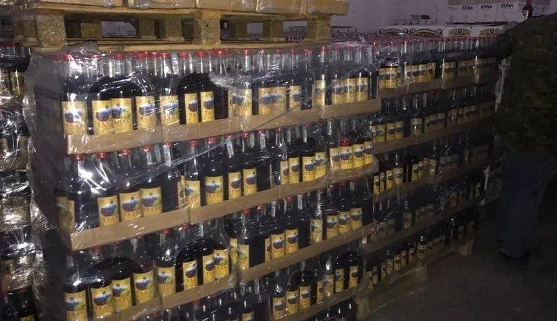 На 710,3 миллиона тенге поддельного алкоголя изъяли в Алматы