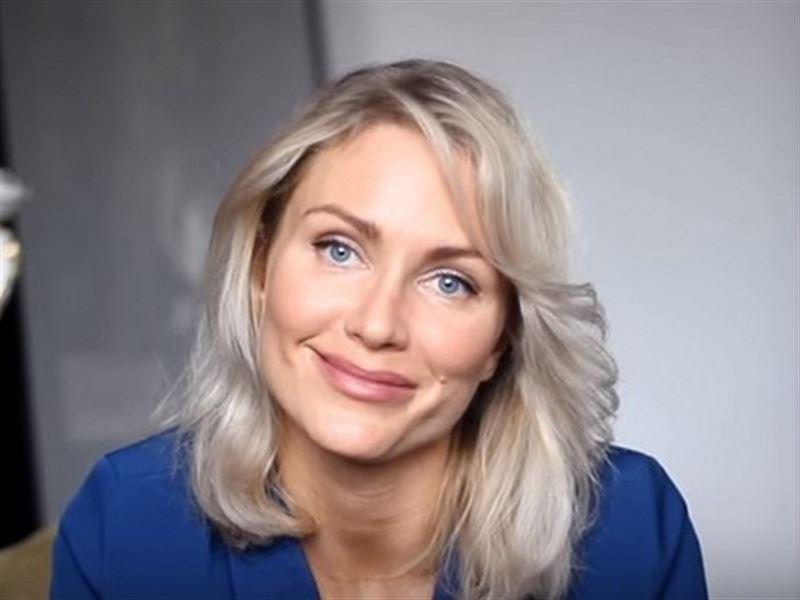 Журналистка Екатерина Гордон баллотируется на пост президента России