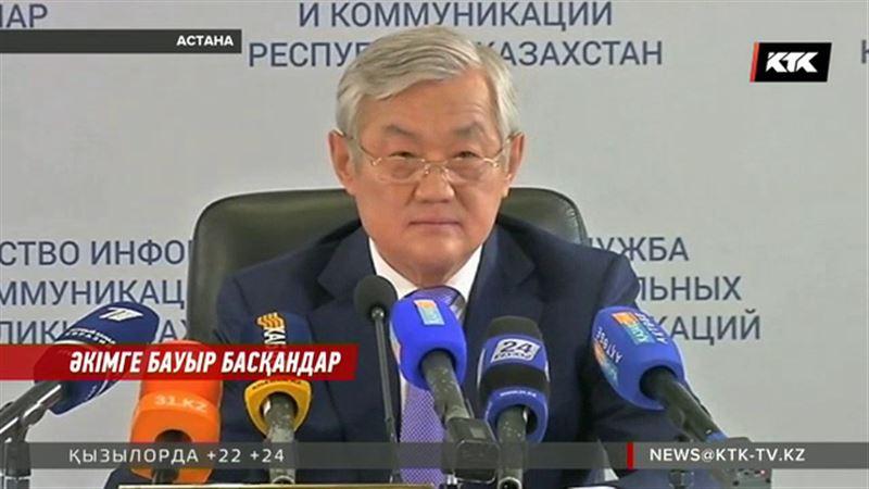 Сапарбаев өзін жершілдікке қатысты айыптағандарға жауап берді
