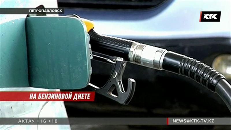 Пуск Павлодарского НПЗ не повлиял на стоимость бензина