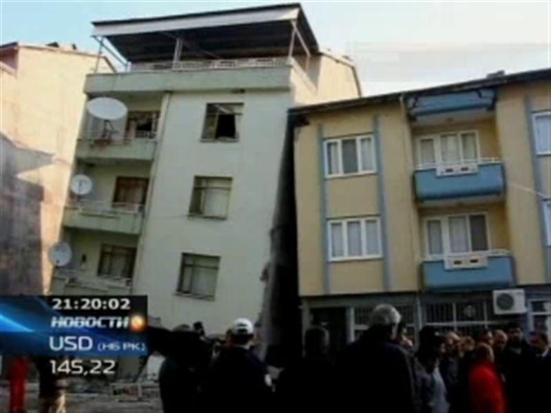 Землетрясение в Турции. Есть жертвы