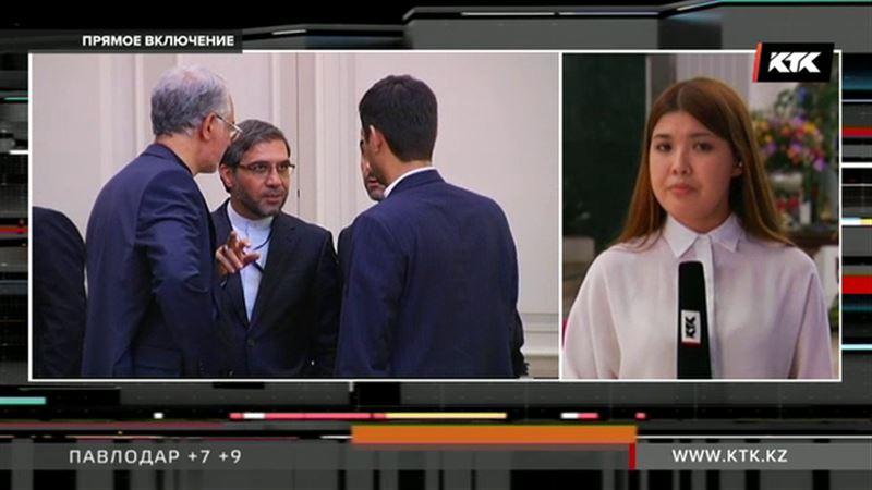 ПРЯМОЕ ВКЛЮЧЕНИЕ: переговоры в Астане по Сирии
