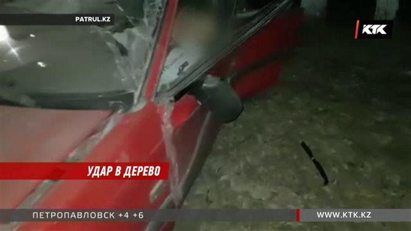 «Мазду» с трупом обнаружили на трассе  Алматы – Узынагаш