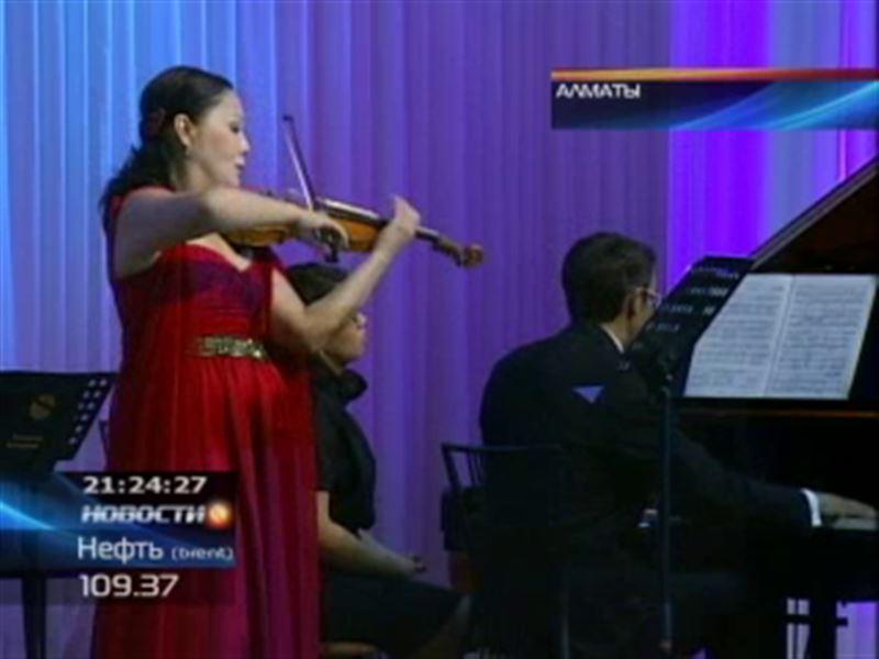 В Алматы прошел благотворительный концерт классической музыки