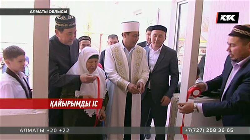 Алматы облысында 82 жастағы кейуана баспаналы болды