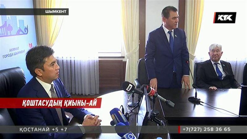 Шымкент шенеуніктері Әбдірахымовты Астанаға жібергісі келмей қалды