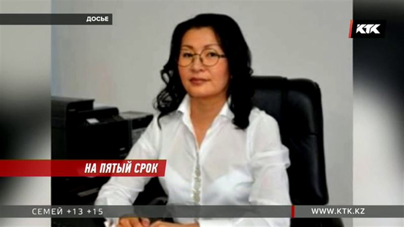 Начали судить убийцу судьи Акмолинского областного суда