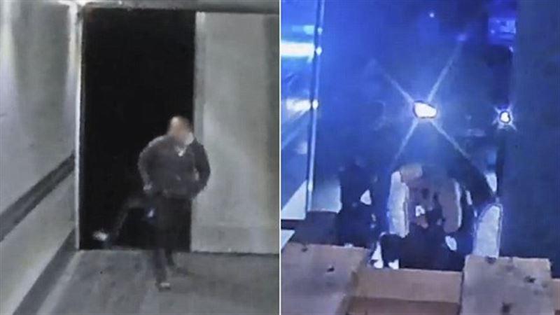 ВИДЕО: В Швеции задержаны воры, которые грабили фуры на ходу