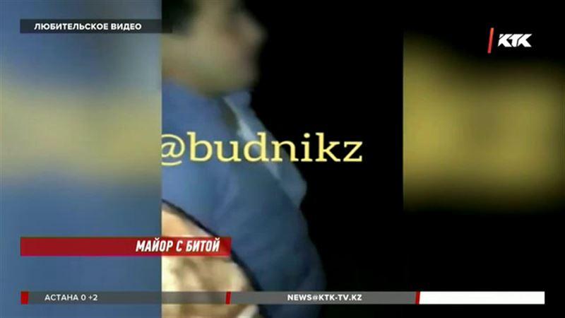 После скандального видео заместителя начальника РОВД взяли под арест