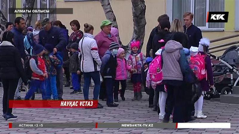 Алматы облысында туберкулез жұқтырған мұғалімнен соң мектепте медициналық тексеріс басталды
