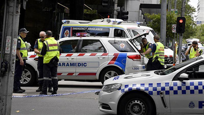 В Австралии автомобиль въехал в здание школы, есть погибшие