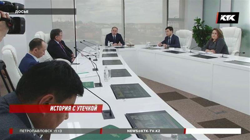 Абаев признал, что утечка данных из ЦОНа обнажила целый ряд проблем