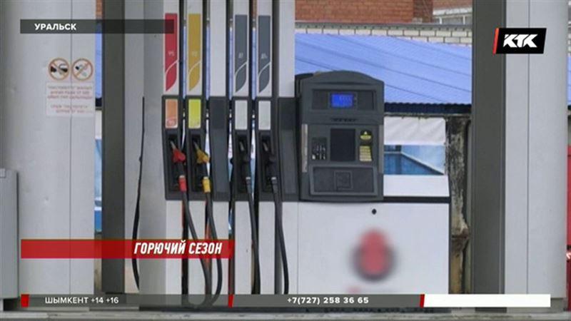 219 тенге – рекорд стоимости солярки поставлен в Казахстане