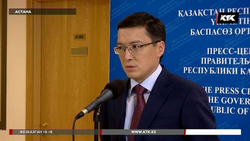 Акишев не исключает падения курса доллара в Казахстане