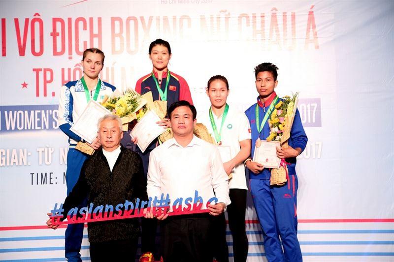 6 медалей завоевала женская сборная по боксу из Казахстана