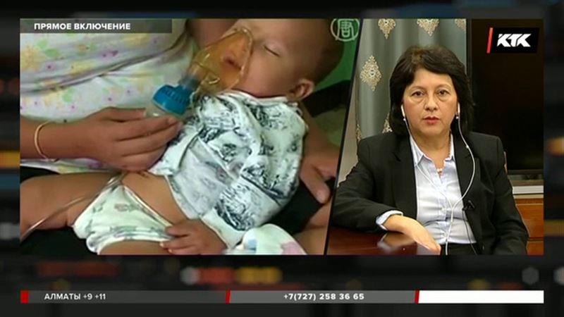 Казахстанцы везут из Таиланда лихорадку Денге