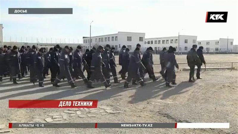 Руководителей колонии строгого режима судят в Актау