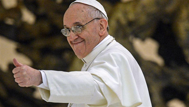 Папа Римский запретил продажу сигарет в Ватикане