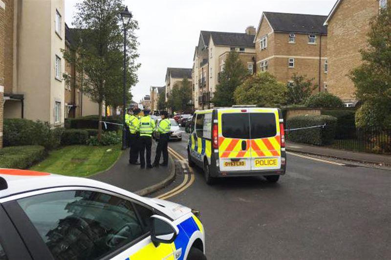 Эвакуация в Оксфорде: обнаружено неизвестное химическое вещество