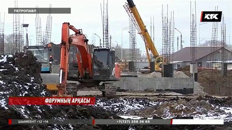 Назарбаев пен Путин келеді дегенді естіген петропавлдық шенеуніктер бірден әзірлікке кірісті