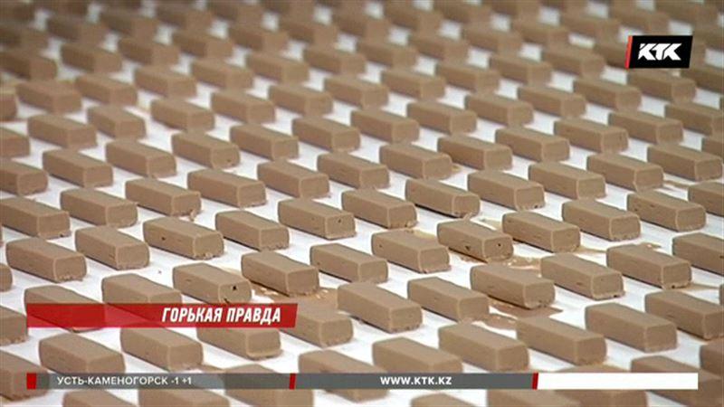 Судьбу казахстанских конфет и шоколада решат в Астане