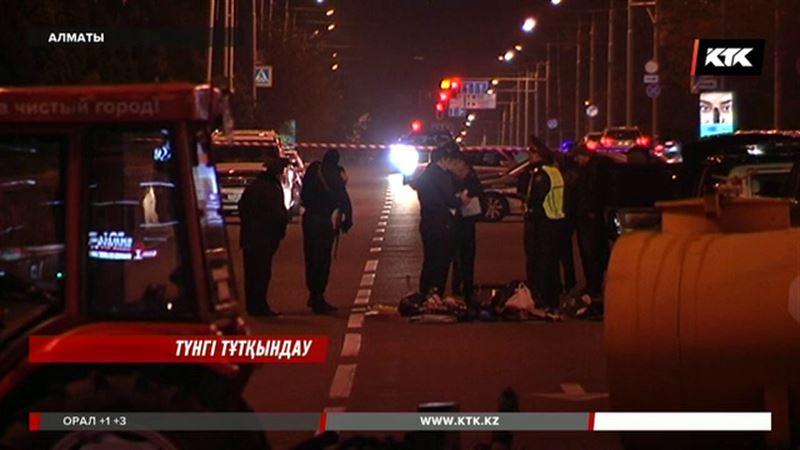 Алматы полициясы арнайы операция кезінде оқ атылмады деп мәлімдеді