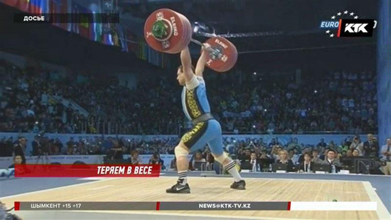 Казахстанских тяжелоатлетов опять накажут – за допинг