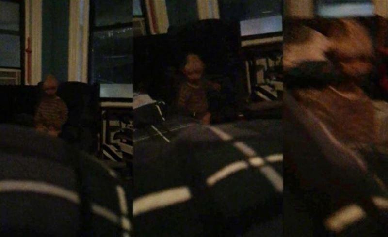Мистик: Парень снял на фото призрака ребенка, который его преследует во сне