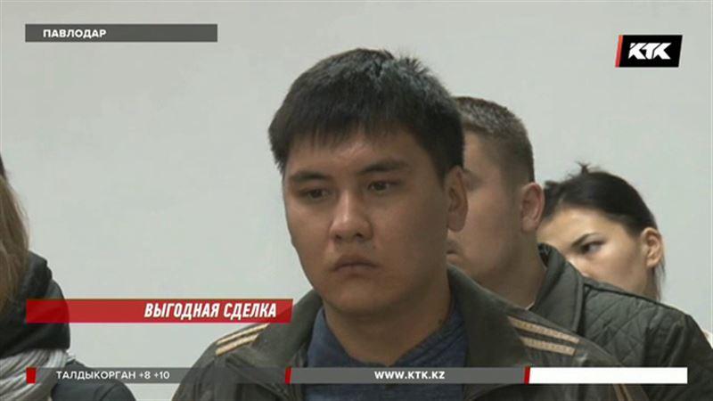 За жестокое избиение павлодарского полицейского приговорили к условному сроку
