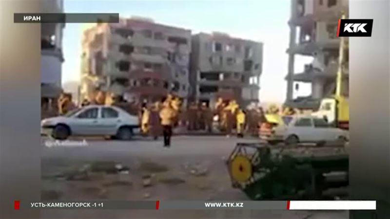 Землетрясение в Иране: 7156 пострадавших