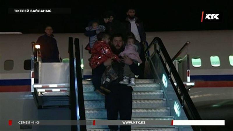 Сириядағы тұтқыннан босатылған  қазақтар жақында елге оралады