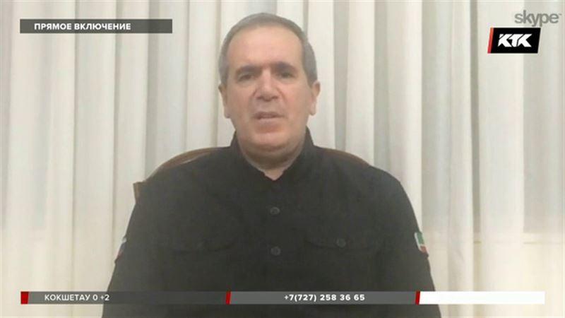 ЭКСКЛЮЗИВ: Полномочный представитель Чеченской Республики при президенте РФ о том, как спасали казахстанцев