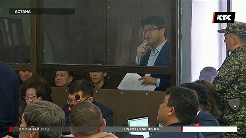 Суд над Бишимбаевым: один из фигурантов рассказал, как его взяли в «дело»