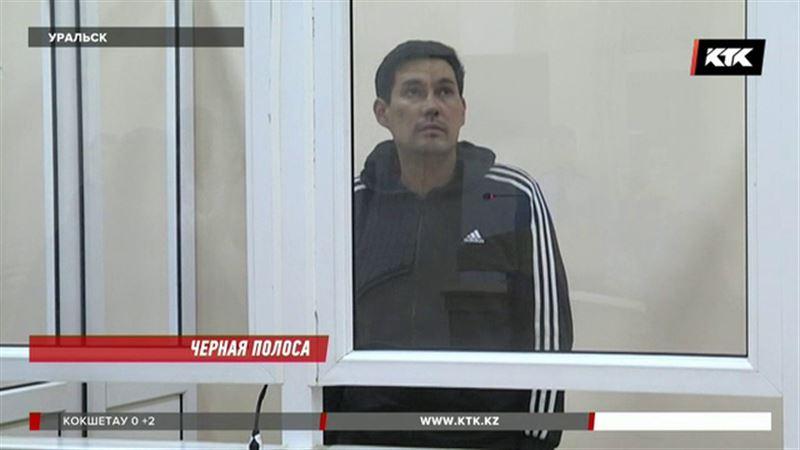 Виновника смертельного ДТП в Уральске не выпустят под залог