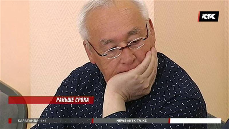 Сейтказы Матаева могут выпустить через 15 дней