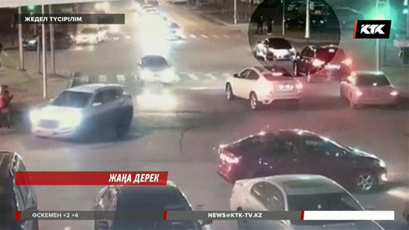 Астанада қымбат көлігімен адам қаққақ министрліктің лауазымды қызметкеріне қатысты жаңа дерек шықты