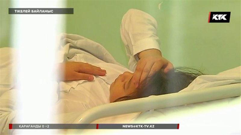 Алматы мектебінде шашылған газдан оқушылар жаппай уланып қалды