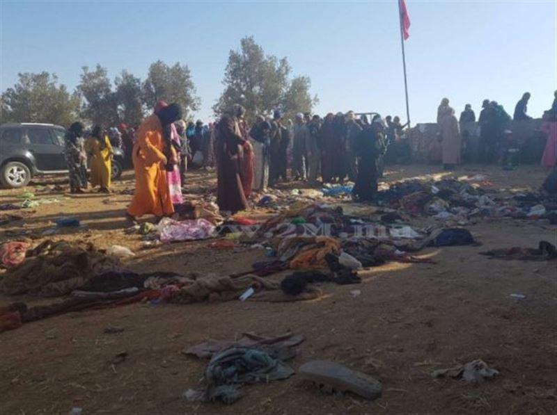ШОК: По меньшей мере уже 15 человек погибли в давке при раздаче еды в Марокко