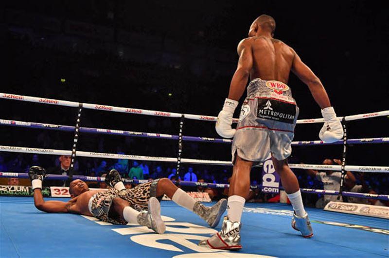 ВИДЕО: Боксер стал чемпионом мира за 11 секунд