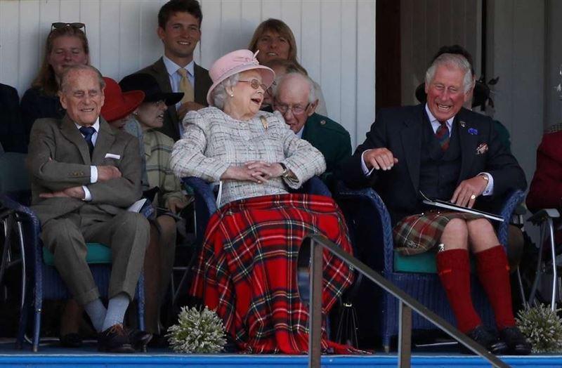 Сегодня платиновую свадьбу отмечают королева Великобритании и принц Филипп