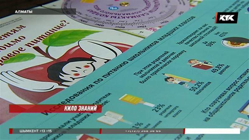 Казахстанских школьников кормят невкусно и однообразно