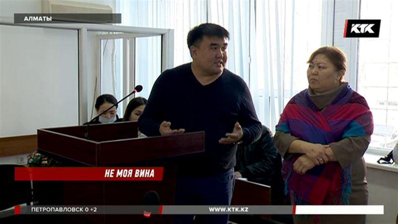Участник ДТП, в котором алматинка лишилась ног, вину не признает