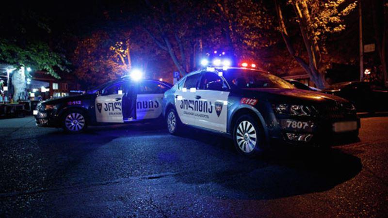 В Тбилиси начата спецоперация по задержанию террористов