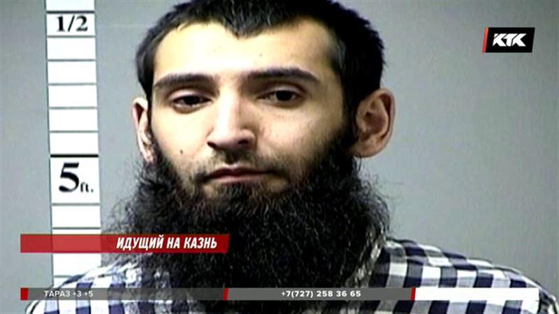 Нью-йоркскому террористу Саипову грозит пожизненное или казнь