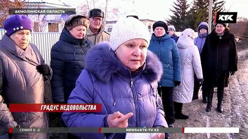 Власти Щучинска отчитались о готовности к зиме, но люди мерзнут