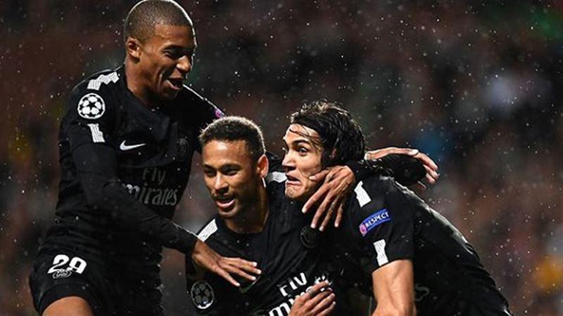 СПОРТ: ПСЖ футбол клубы Чемпиондар лигасында рекорд жаңартты