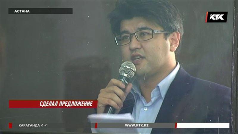 «Он сказал, что я должен достать 2 миллиона долларов»: новые детали в деле Бишимбаева