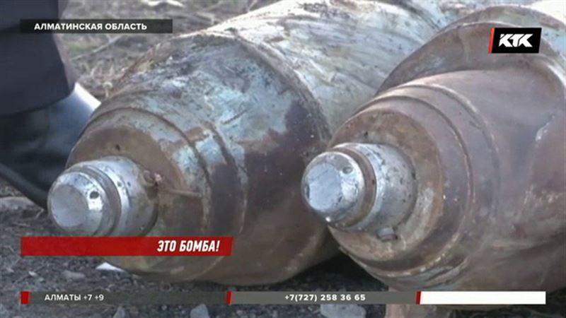 Кто сдал 46 авиабомб в пункт приема металлолома, остаётся загадкой